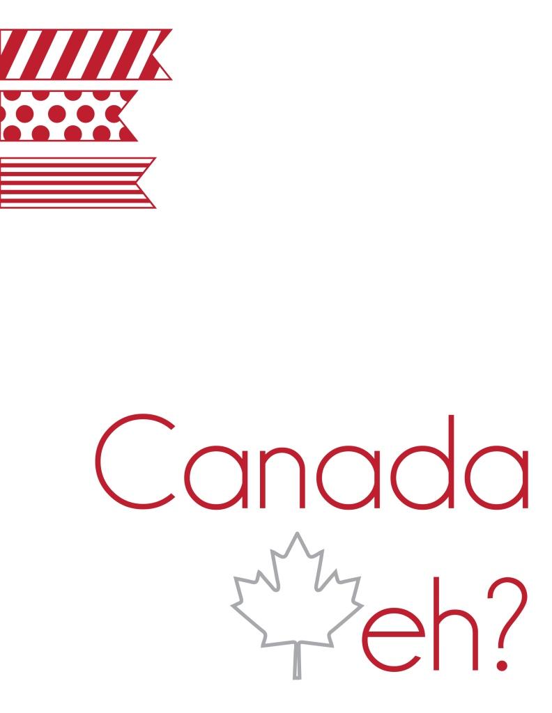Canada Day Wall ArtV1