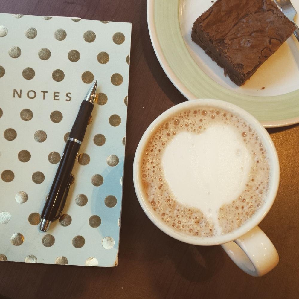 Coffee Valentine's Date
