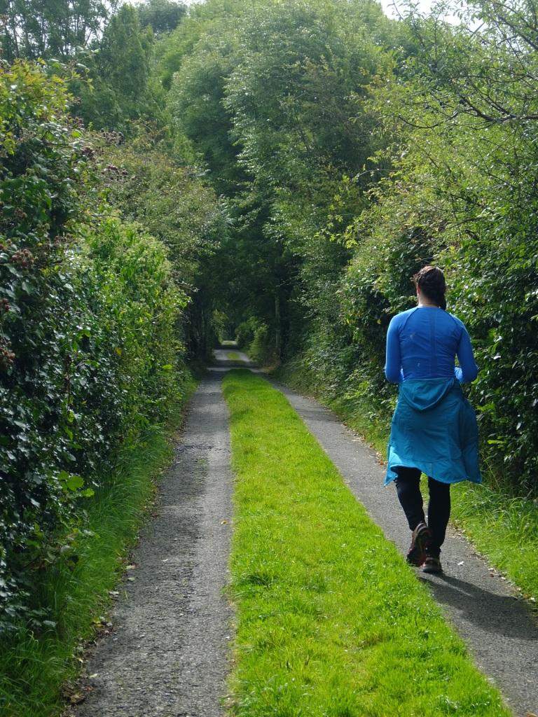 Irish countryside honeymoon