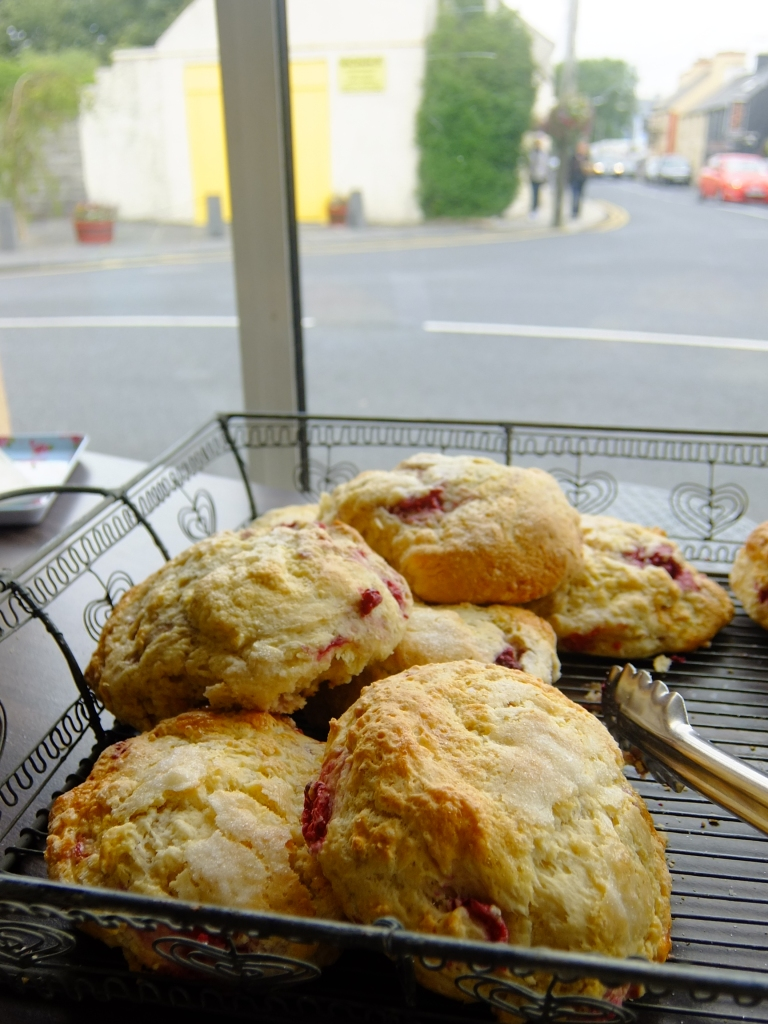 Irish scones