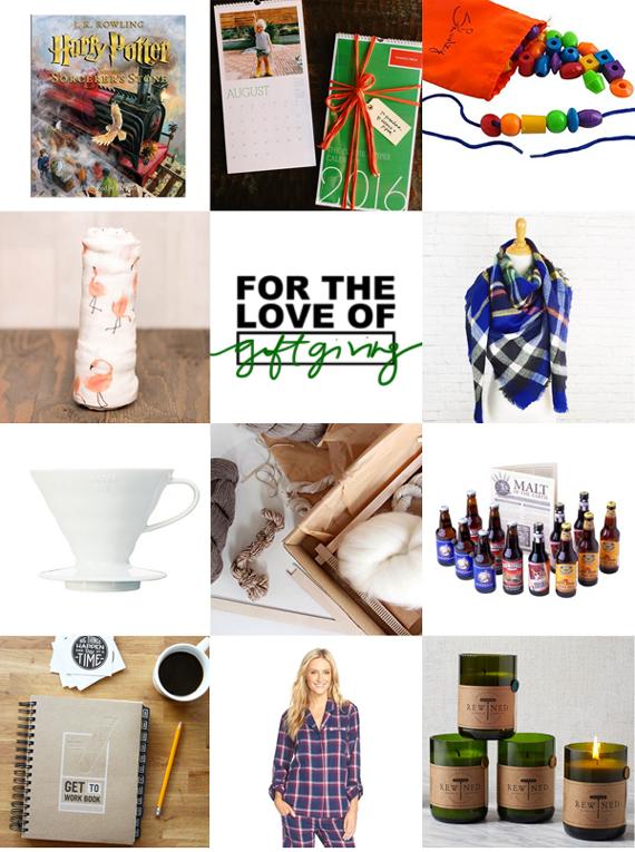 Elise Joy Gift Guide 2015